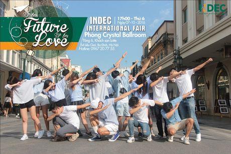 8 ly do gioi tre Ha Noi khong the bo qua Indec International Fair - Anh 13