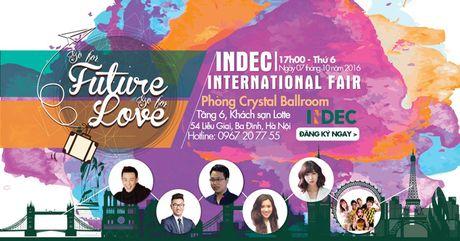 8 ly do gioi tre Ha Noi khong the bo qua Indec International Fair - Anh 1