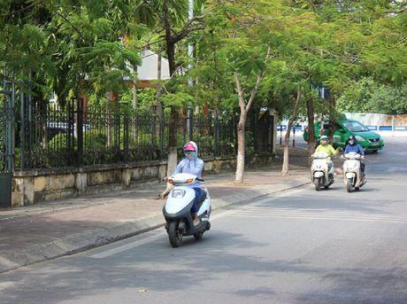Ho Tay khong con ca chet nhung mui thoi van nong nac - Anh 7