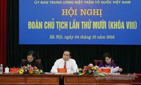Hoi nghi Doan Chu tich lan thu 10 khoa VIII - Anh 2