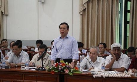 Hoi nghi Doan Chu tich lan thu 10 khoa VIII - Anh 7
