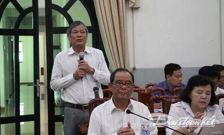 Hoi nghi Doan Chu tich lan thu 10 khoa VIII - Anh 8