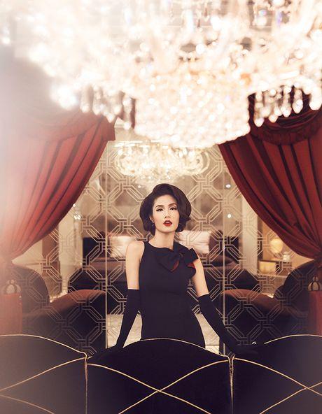 Diem My 9X lam Marilyn Monroe trong bo anh moi - Anh 6