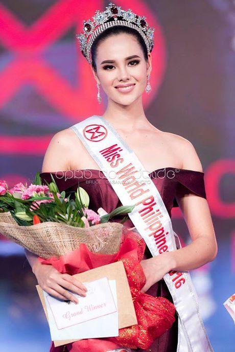 Hoa hau The gioi Philippines 2016 duoc thuong 1,2 trieu USD - Anh 4