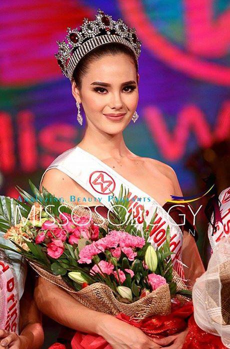 Hoa hau The gioi Philippines 2016 duoc thuong 1,2 trieu USD - Anh 5