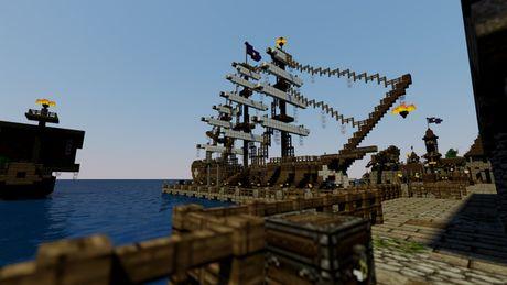 Mot nguoi dan ong da danh tron 5 nam de xay dung ca the gioi trong game Minecraft - Anh 12
