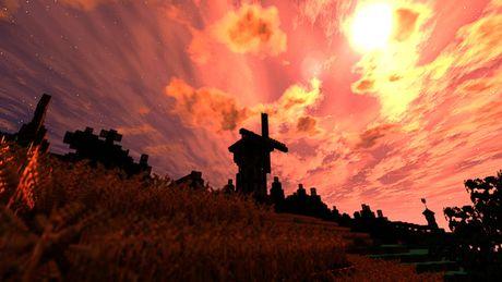 Mot nguoi dan ong da danh tron 5 nam de xay dung ca the gioi trong game Minecraft - Anh 16
