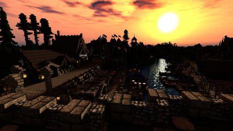 Mot nguoi dan ong da danh tron 5 nam de xay dung ca the gioi trong game Minecraft - Anh 17