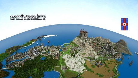 Mot nguoi dan ong da danh tron 5 nam de xay dung ca the gioi trong game Minecraft - Anh 4