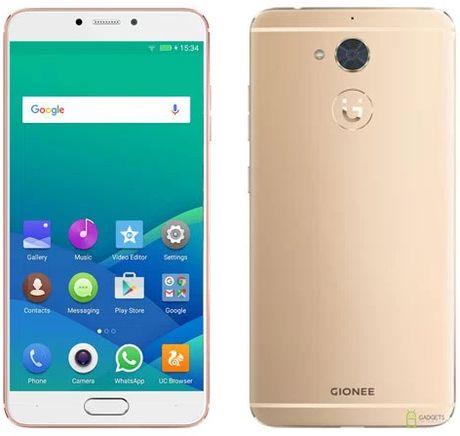 Gionee S6 Pro va P7 Max: Bo doi smartphone gia re chi tu 4,6 trieu dong - Anh 1