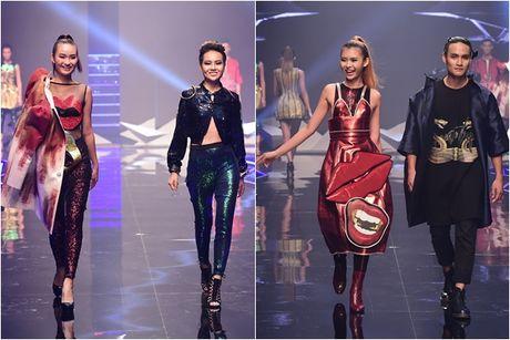 Nhung khoanh khac 'dat gia' trong dem chung ket Vietnam's Next Top Model 2016 - Anh 12