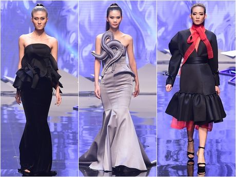 Nhung khoanh khac 'dat gia' trong dem chung ket Vietnam's Next Top Model 2016 - Anh 14