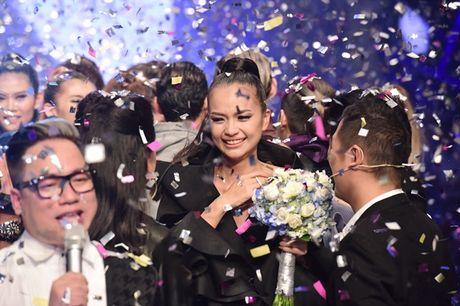 Nhung khoanh khac 'dat gia' trong dem chung ket Vietnam's Next Top Model 2016 - Anh 19