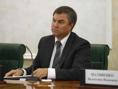 Ong Vyacheslav Volodin duoc bau lam Chu tich Duma quoc gia Nga - Anh 1