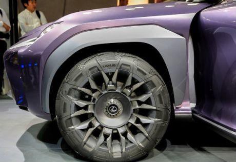 Ngam tron Lexus UX concept thiet ke 3D doc nhat vo nhi - Anh 11