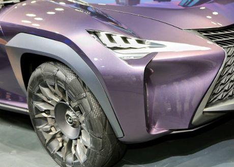 Ngam tron Lexus UX concept thiet ke 3D doc nhat vo nhi - Anh 12