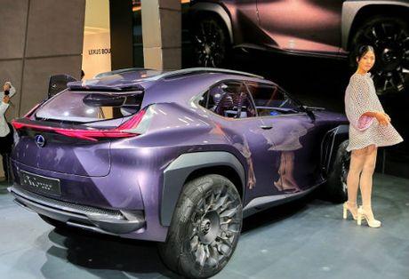 Ngam tron Lexus UX concept thiet ke 3D doc nhat vo nhi - Anh 5