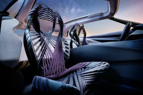 Ngam tron Lexus UX concept thiet ke 3D doc nhat vo nhi - Anh 9