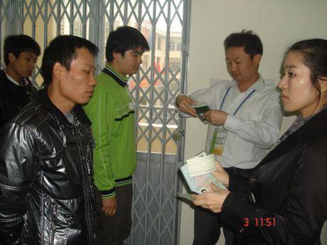 Gan 22.000 nguoi thi tieng Han de xuat khau lao dong - Anh 1