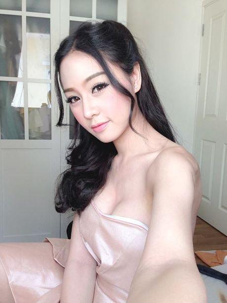 My nhan chuyen gioi tham gia The Face dep tua nu than - Anh 3