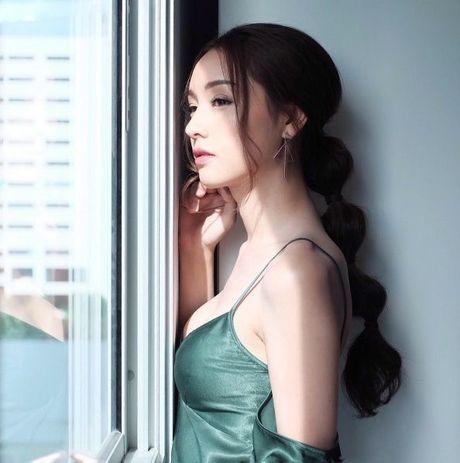 My nhan chuyen gioi tham gia The Face dep tua nu than - Anh 6