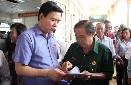 Bi thu Dinh La Thang noi ve vu Trinh Xuan Thanh - Anh 1