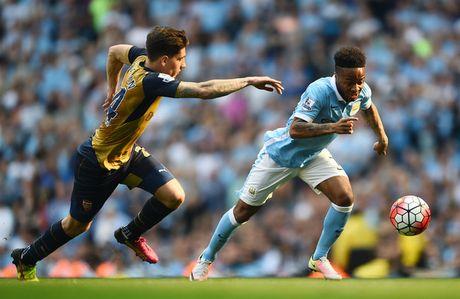 Bi Pep Guardiola cheo keo, Arsenal gap rut troi chan Hector Bellerin - Anh 2