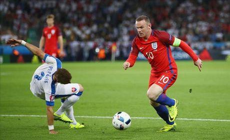 Thua nhan khong con nhanh nhen, Wayne Rooney muon da tien ve trung tam - Anh 1