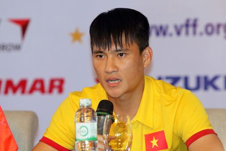 Cong Vinh noi gi ve muc tieu vo dich AFF Cup 2016? - Anh 1