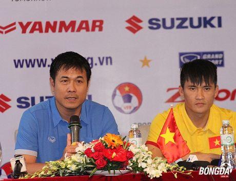 HLV Huu Thang bo ngo co hoi ra san cua Cong Phuong, Tuan Anh, Xuan Truong truoc Trieu Tien - Anh 1