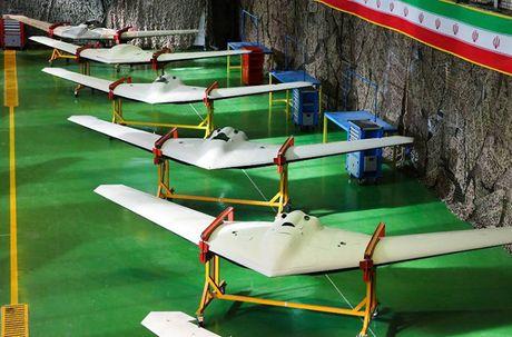 Chiem nguong mau UAV tang hinh Iran khien My 'chet ngat' - Anh 3