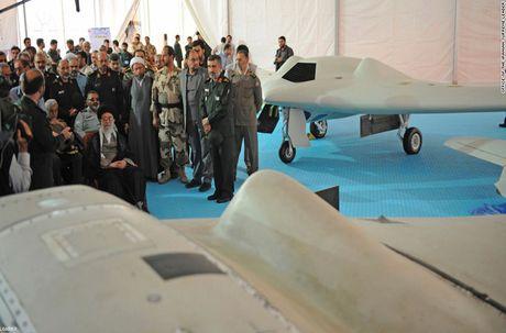 Chiem nguong mau UAV tang hinh Iran khien My 'chet ngat' - Anh 5