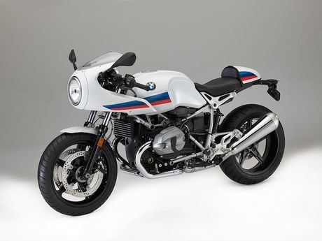 BMW R nine T co them ban cafe racer gia re - Anh 1