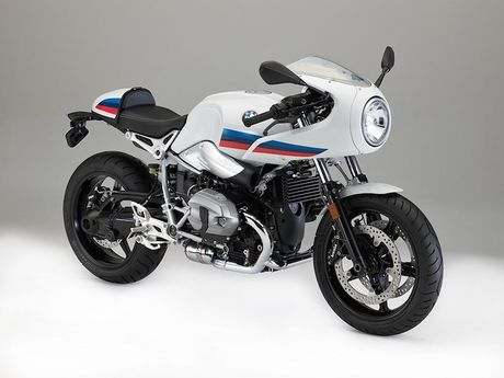 BMW R nine T co them ban cafe racer gia re - Anh 5