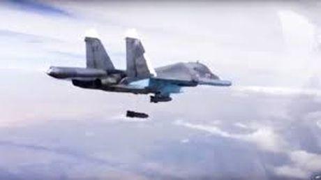 Nga, My va cuoc chien ngoai giao ve Syria - Anh 1
