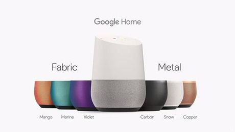 Can canh loa tich hop tro ly ao Google Home - Anh 1
