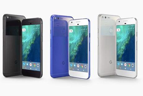 Google Pixel do suc voi cac smartphone doi thu - Anh 1
