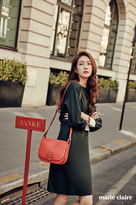 Lee Yo Won dien thoi trang mua Dong sanh dieu - Anh 3