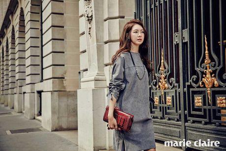 Lee Yo Won dien thoi trang mua Dong sanh dieu - Anh 5