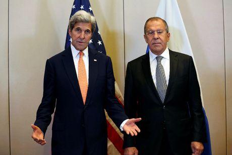Nga, My chuan bi cac giai phap rieng cho van de Syria - Anh 1
