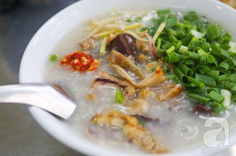 2 quan chao muc binh dan ma ngon 'chuan khong can chinh' cho ngay mua Sai Gon - Anh 1