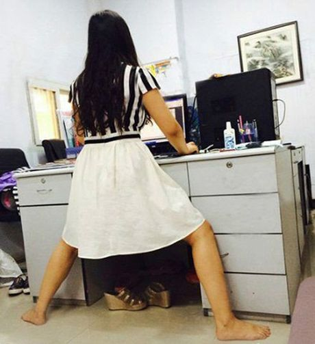 Cuoi te ghe 5/10: Canh ngo sau moi lan cat toc - Anh 2