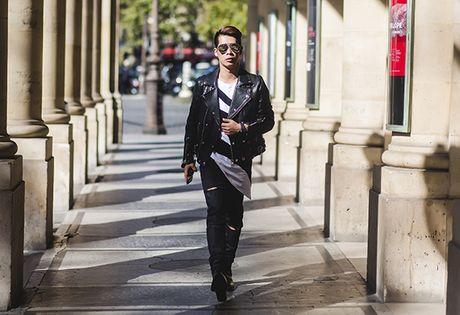 Fashionista Viet chat chang kem sao ngoai o Paris Fashion Week - Anh 10