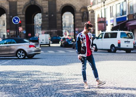 Fashionista Viet chat chang kem sao ngoai o Paris Fashion Week - Anh 9