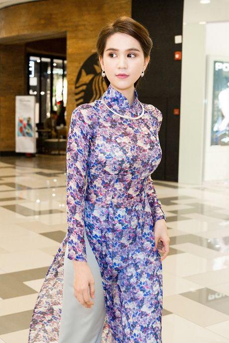 Ngoc Trinh, Maya cuon hut kho cuong tren tham do ra mat phim - Anh 2