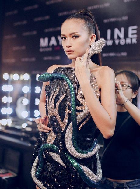 Hau truong chung ket Vietnam's Next Top Model 2016: Chuyen chua ke - Anh 11