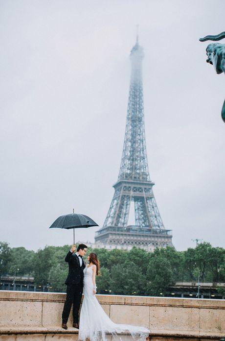 Anh cuoi 'chuyen tinh Paris' cua co gai Viet va ky su nguoi Nhat - Anh 3