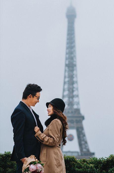 Anh cuoi 'chuyen tinh Paris' cua co gai Viet va ky su nguoi Nhat - Anh 4