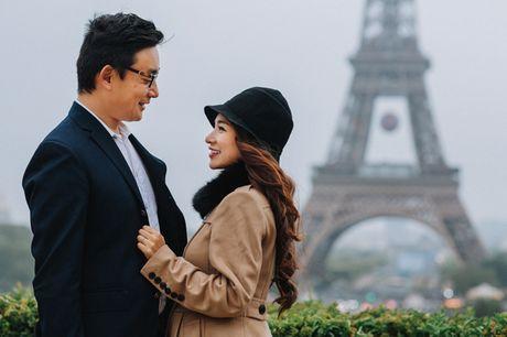 Anh cuoi 'chuyen tinh Paris' cua co gai Viet va ky su nguoi Nhat - Anh 5