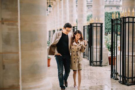 Anh cuoi 'chuyen tinh Paris' cua co gai Viet va ky su nguoi Nhat - Anh 6